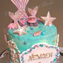 mermaid cake copy